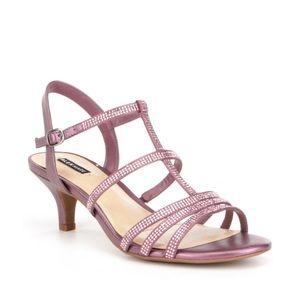 Alex Marie Liaa Pink dress sandals